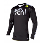 Seven Cross Shirt 2020.2 Rival Biochemical - Zwart / Wit