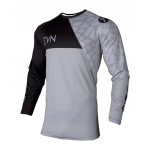 Seven Kinder Cross Shirt 2020.2 Vox Paragon - Zwart / Grijs