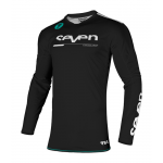 Seven Cross Shirt 2021.1 Rival Rampart - Zwart