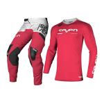Seven Crosskleding 2021.2 Rival Rampart - Flo Rood