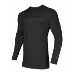 Seven Kinder Cross Shirt 2021.1 Vox Stapel - Zwart