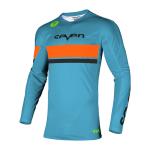 Seven Cross Shirt 2021.2 Rival Vanquish - Cyan