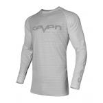 Seven Cross Shirt 2021.2 Vox Staple Vented - Wit