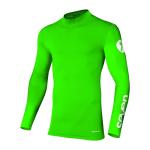 Seven Kinder Compressie Shirt 2021.2 Zero - Flo Groen