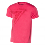 Seven T-Shirt Element - Jeugd - Rood Heather
