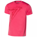 Seven T-Shirt Element - Rood Heather