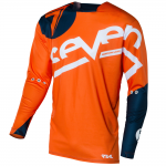 Seven Cross Shirt 2017 Rival Zone - Oranje / Navy