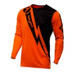 Seven Cross Shirt 2017 Annex Volt - Jeugd - Flo Oranje