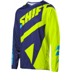 Shift Cross Shirt 2017 3lack Mainline - Flo Geel