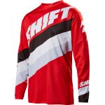 Shift Cross Shirt 2017 Whit3 Tarmac - Rood XL