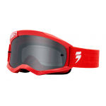 Shift Crossbril 2019 WHIT3 Label - Rood