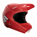 Shift Crosshelm 2019 WHIT3 Label - Rood