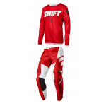 Shift Crosskleding 2018 WHIT3 Label Ninety Seven - Rood