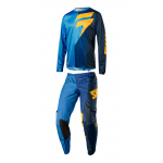 Shift Crosskleding 2018 WHIT3 Label Tarmac - Blauw