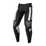 Shift Crossbroek 2019 3LACK Label Strike - Zwart / Wit