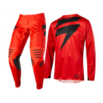 Shift Crosskleding 2019 3LACK Label Mainline - Rood