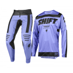 Shift Crosskleding 2019 3LACK Label Strike - Paars