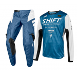 Shift Crosskleding 2019 WHIT3 Label Muse - Blauw