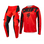 Shift Crosskleding 2019 WHIT3 Label York - Rood