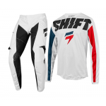 Shift Crosskleding 2019 WHIT3 Label York - Wit