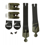 Shift WHIT3 Label Strap / Strap Pass / Buckle Kit - Fatique Groen