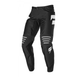 Shift Crossbroek 2020 3LACK Label Race 2 - Zwart / Wit