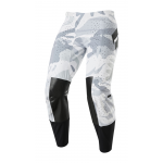 Shift Crossbroek 2020 3LUE Label Snow Camo - Rood / Camo