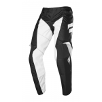 Shift Crossbroek 2020 WHIT3 Label Race 2 - Zwart / Wit
