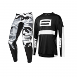Shift Crosskleding 2020 3LACK Label G.I.FRO - Zwart / Camo