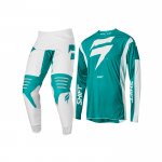 Shift Crosskleding 2020 3LACK Label Race 1 - Groen / Wit