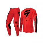 Shift Crosskleding 2020 3LACK Label Race 1 - Rood / Zwart