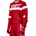 Shift Cross Shirt 2021 WHIT3 Label Haut - Rood