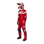 Shift Crosskleding 2021 WHIT3 Label Haut - Rood