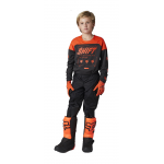 Shift Kinder Crosskleding 2021 WHIT3 Label Flame - Blood Oranje