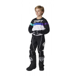 Shift Kinder Crosskleding 2021 WHIT3 Label Ultra - Wit / Ultraviolet