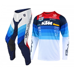 Troy Lee Designs Crosskleding 2019 SE PRO LE Mirage Team KTM A1 - Wit