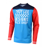 Troy Lee Designs Cross Shirt 2018.2 GP AIR Raceshop - Ocean