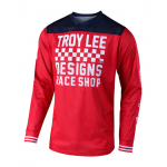 Troy Lee Designs Cross Shirt 2018.2 GP AIR Raceshop - Rood