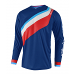 Troy Lee Designs Cross Shirt 2019 GP Prisma 2 - Blauw