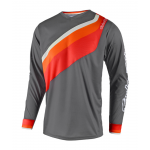 Troy Lee Designs Cross Shirt 2019 GP Prisma 2 - Grijs