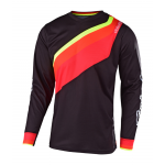 Troy Lee Designs Cross Shirt 2019 GP Prisma 2 - Zwart