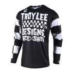 Troy Lee Designs Cross Shirt 2019 GP Raceshop 5000 - Zwart