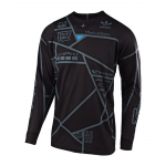 Troy Lee Designs Cross Shirt 2019 SE Metric - Zwart