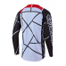 Troy Lee Designs Crosskleding 2019 SE Metric - Zwart / Wit