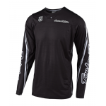 Troy Lee Designs Cross Shirt 2019 SE PRO - Zwart