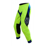 Troy Lee Designs Crossbroek 2019 SE Beta - Flo Geel / Blauw