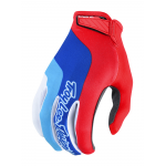 Troy Lee Designs Crosshandschoenen 2019 AIR Prisma - Rood / Blauw