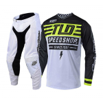 Troy Lee Designs Crosskleding 2018.2 GP AIR Bolt - Flo Geel