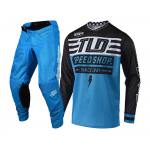 Troy Lee Designs Crosskleding 2018.2 GP AIR Bolt - Ocean