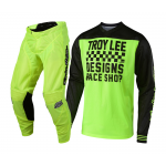 Troy Lee Designs Crosskleding 2018.2 GP AIR Raceshop - Flo Geel